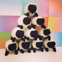 Miniature Sheep, Assembly Not Required