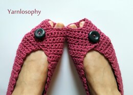 Easy and fast slippers