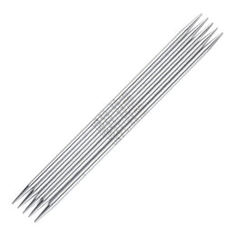 "Knitter's Pride Nova Platina 5"" Double Pointed Needle (set of 5)"