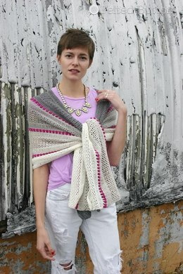 Treasures in the Sand Wrap
