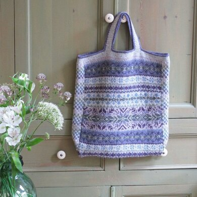 Fairisle Bag