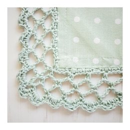 Tea Towel Edging