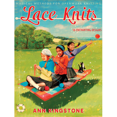 Lace Knits by Ann Kingstone