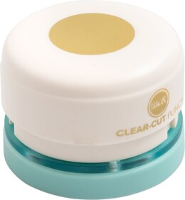"""We R Memory Keepers 1"""" Clear-Cut Punch - Circle"""