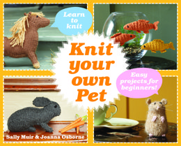 Best In Show: Knit Your Own Pet