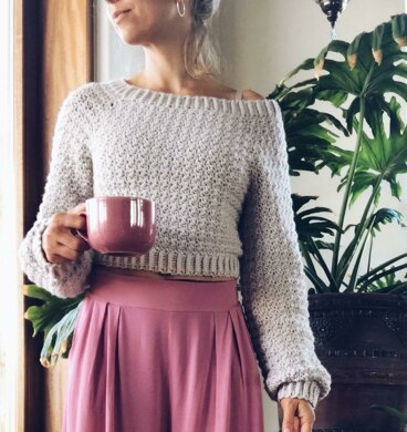 Elsa Offshoulder sweater