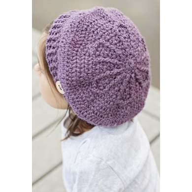 Daisy Beret Crochet Pattern By Lindsay Haynie Crochet Patterns