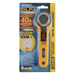 Olfa Rotary Cutter - 45mm