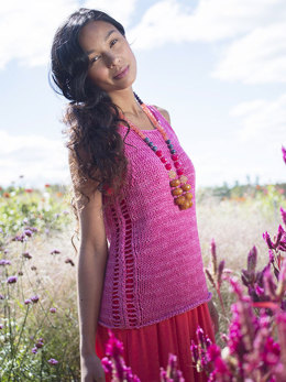 Kiribati Top in Berroco Karma - Downloadable PDF