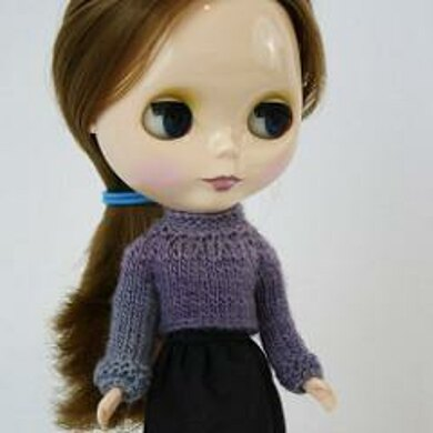 Toby Sweater for Blythe