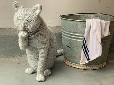 The Scullery Cat