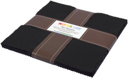 Robert Kaufman Kona Cotton Solids 10in Squares - TEN-144-42