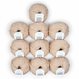 MillaMia Naturally Soft Super Chunky 10 Ball Value Pack