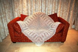 Sydney Opera House Heirloom Lace Shawl