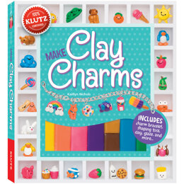 Klutz Clay Charms Book Kit - 029135