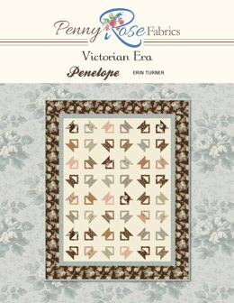 Riley Blake Victorian Era Quilt - Downloadable PDF