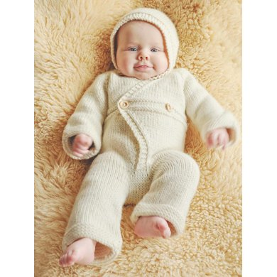 Small Things Romper & Sweater
