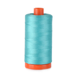 Aurifil Mako Cotton Thread Solid 50 wt