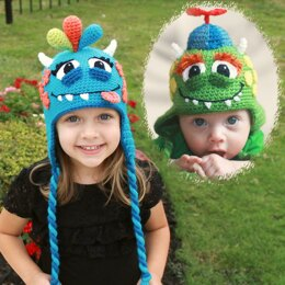 Googley Monster Hat