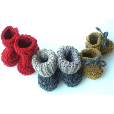 Baby Steps Booties