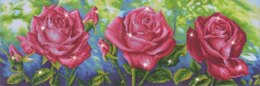 Diamond Dotz Roses Du Jardin Diamond Painting Kit