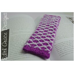Tudor Pattern Bookmark