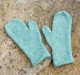 Mittens in Classic Elite Yarns Palace