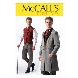 McCall's Men's Costumes M7003 - Sewing Pattern