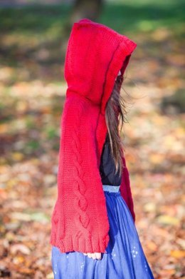 Little Red Riding Hood Cape v2 updated 26/03/18