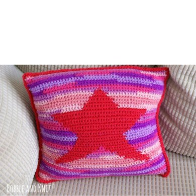 Star Party Pillow (UK version)