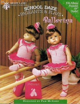 Ballerina for 18 Inch Dolls