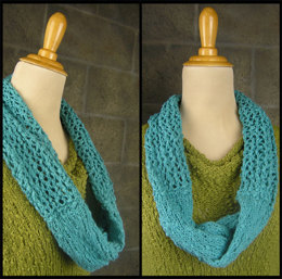 Links Cowl in Knit One Crochet Too Pea Pods - 2122