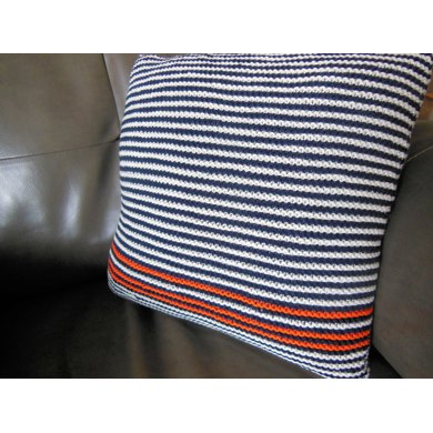 """Lost At Sea"" cushion cover"