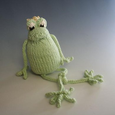 Frog (Plain or Fancy)