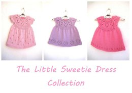 The Little Sweetie Dress Collection E-Book