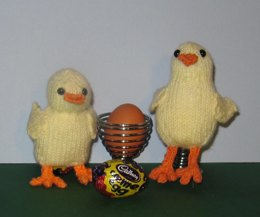 Creme Easter Egg Cover and Egg Cosy