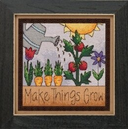 Mill Hill Make Things Grow Cross Stitch Kit - Multi