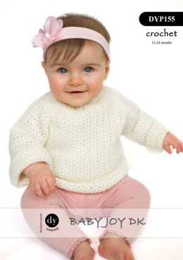 Jumper in DY Choice Baby Joy DK - DYP155