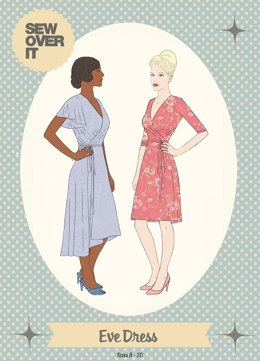 Sew Over It Eve Dress - Sewing Pattern
