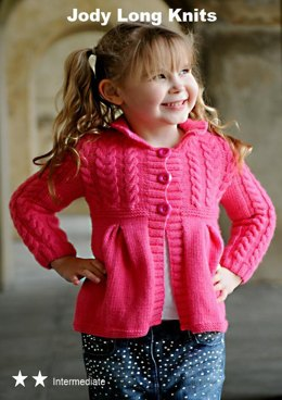 Jacket Knitting Patterns Loveknitting