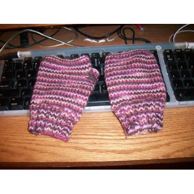 Tally's Tipless Mitts