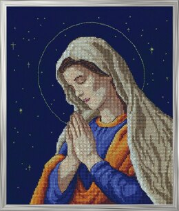 Janlynn Madonna Cross Stitch Kit - Multi