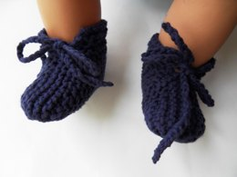 Segmented Babybooties