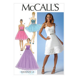 McCall's Misses' Dresses M7049 - Sewing Pattern