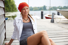 Lacy Crochet Hat in Schachenmayr Catania - S9021 - Downloadable PDF