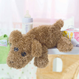 Dog in Schachenmayr Baby Smiles Lenja Soft - 6316 - Downloadable PDF