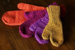 The World's Simplest Mittens