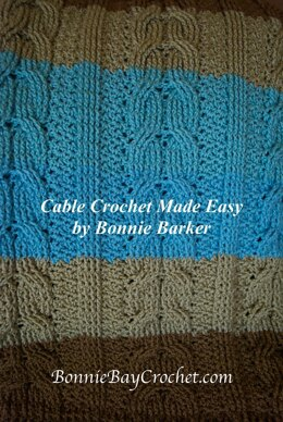 Moher Cabled Throw