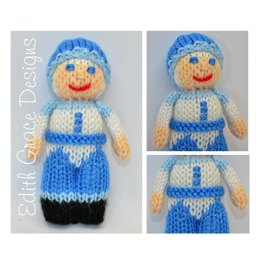 Jack Frost Doll