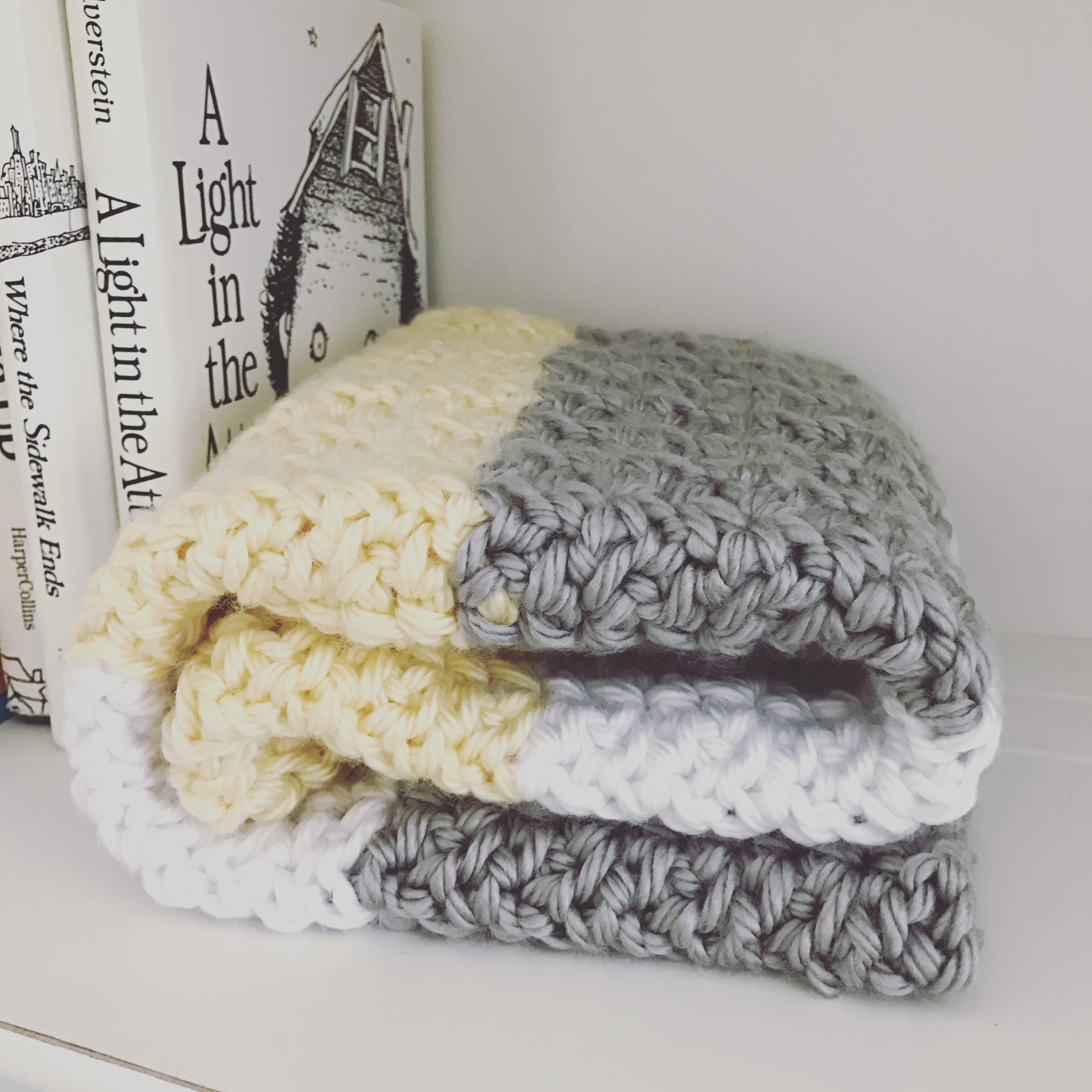 Baby Bamboo Blanket Pattern: Comfy And Cozy Baby Blanket Crochet Project By Deborah O